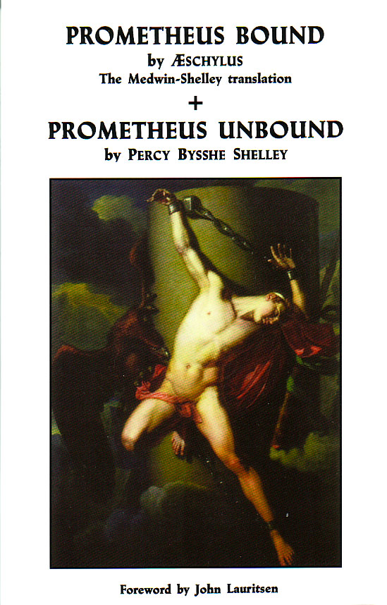 lord byron prometheus